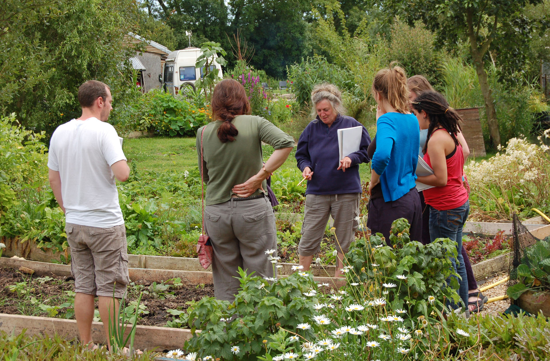 Ourganics Summer Permaculture Design Course